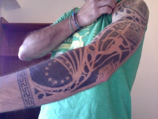 tatuajes 2 semanas